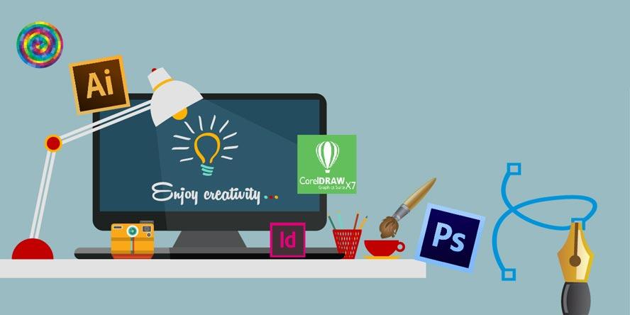 Mengenal Lebih Dalam Tentang Beberapa Software Aplikasi Desain Grafis